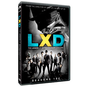 The LXD, DVD Cover