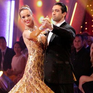 DANCING WITH THE STARS, DWTS, PETRA NEMCOVA, DMITRY CHAPLIN