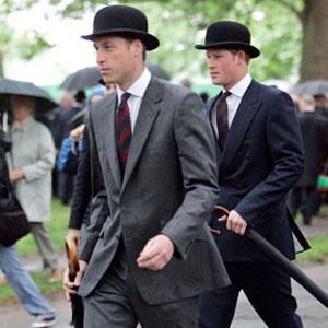 Prince Harry, Prince William