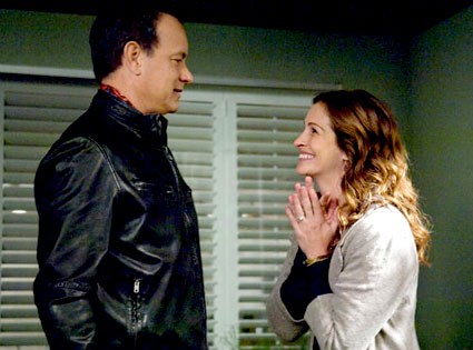 Larry Crowne, Julia Roberts, Tom Hanks