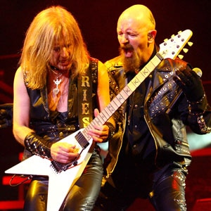 K.K. Downing, Rob Halford, Judas Priest