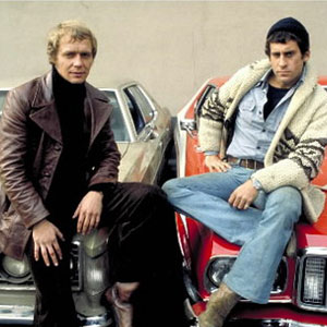 Starsky and Hutch, Paul Michael Glaser, David Soul
