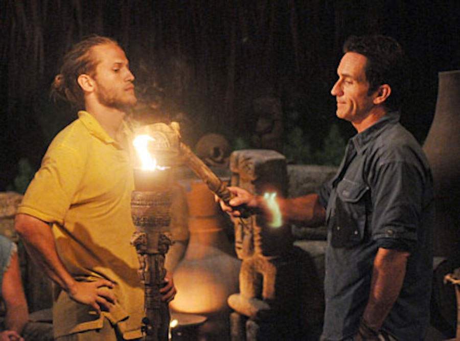 Survivor: Redemption Island, Matt Elrod, Jeff Probst