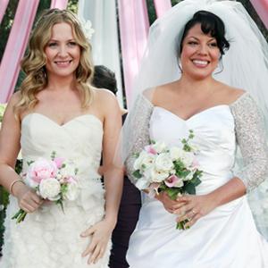 Grey's Anatomy, Sara Ramirez, Jessica Capshaw