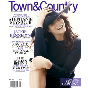 Stephanie Seymour, Town and Country