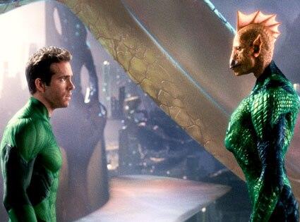 Green Lantern, Ryan Reynolds