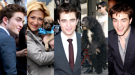 Robert Pattinson, Edie Falco, Rachel Bilson