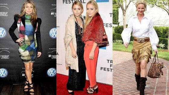 Fergie, Ashley Olsen, Mary-Kate Olsen, Katherine Heigl