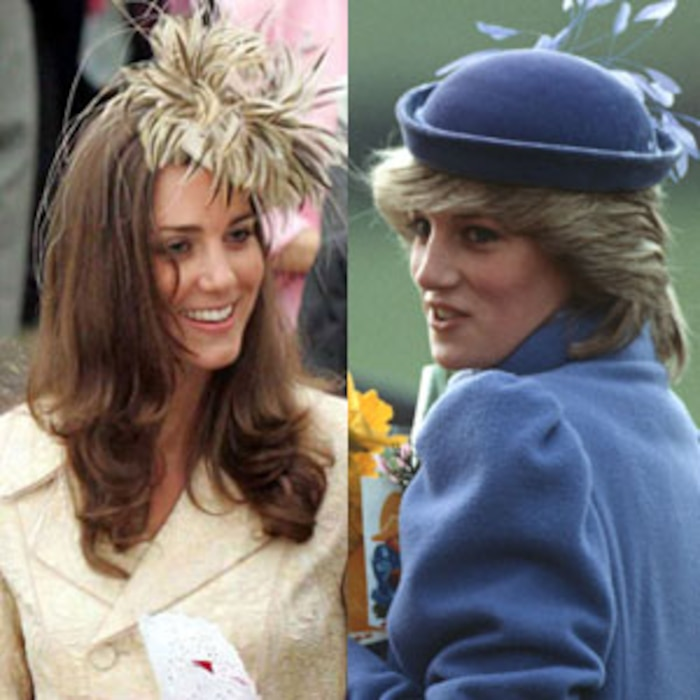 Kate Middleton, Princess Diana