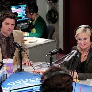 Parks & Recreation, Amy Poehler, Adam Scott