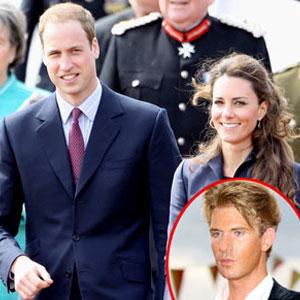 Prince William, Kate Middleton, Ben Duncan