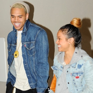 Chris Brown, Karrueche Tran