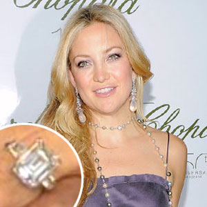 Kate Hudson, Engagement Ring