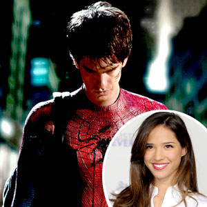 Andrew Garfield, Spiderman, Kelsey Chow