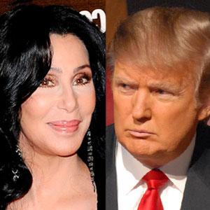 Donald Trump, Cher