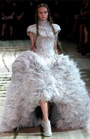 Alexander McQueen Models