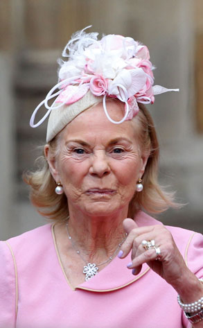 The Duchess of Kent