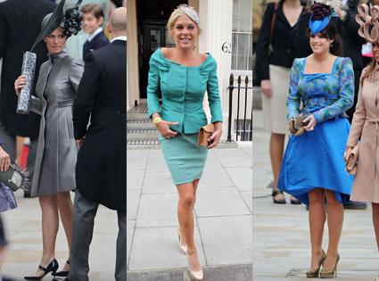 Princess Eugenie, Chelsy Davy, Zara Phillips