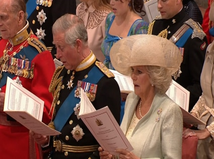 Prince Charles, Camilla Wedding Ceremony