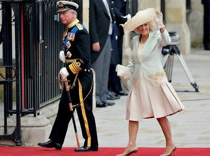 Prince Charles, Camilla Parker Bowles
