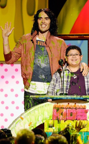 Russell Brand, Rico Rodriguez