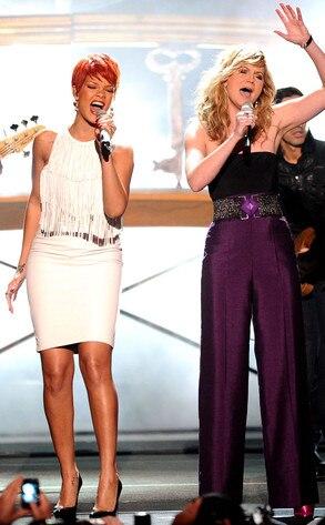 Rihanna, Jennifer Nettles