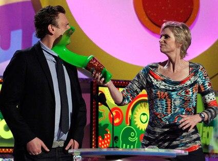 Jason Segel, Jane Lynch