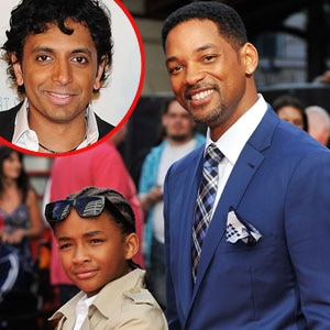Will Smith, Jaden Smith, M. Night Shyamalan