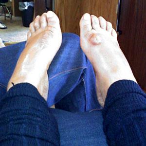 Wendy Williams, Feet, Twitter