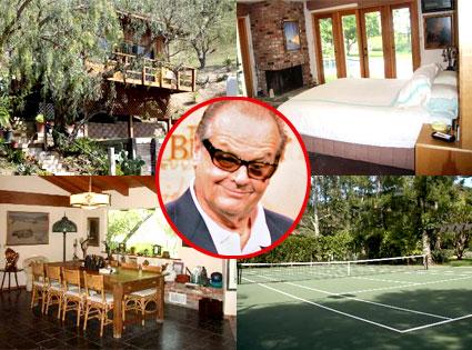 Jack Nicholson, Estate
