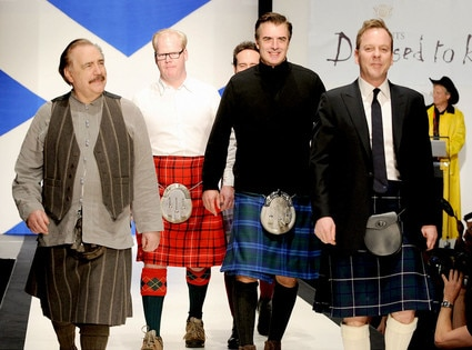 Brian Cox, Jim Gaffigan, Chris Noth, Kiefer Sutherland