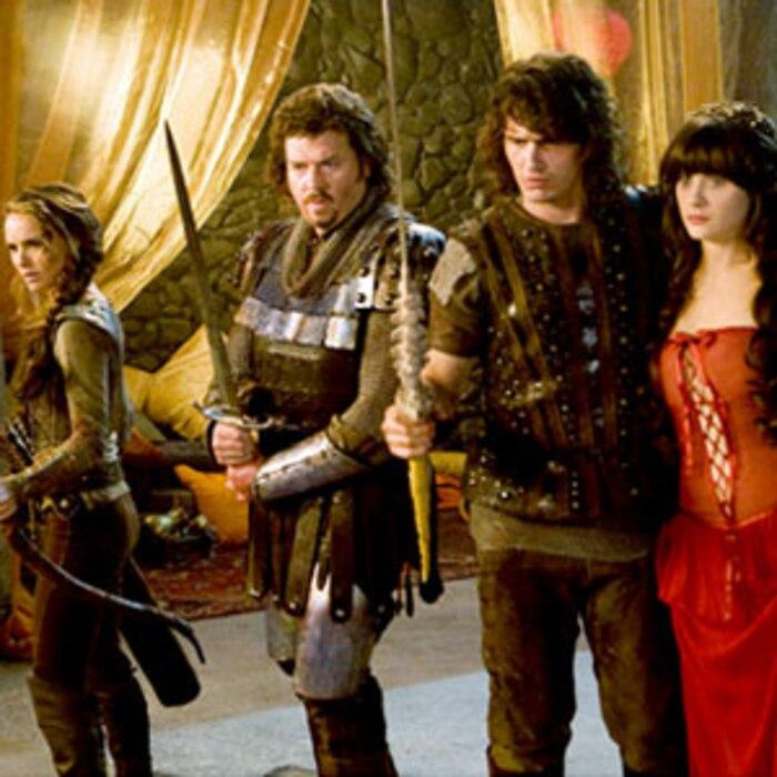 Your Highness, Natalie Portman, Danny McBride, James Franco, Zooey Deschanel