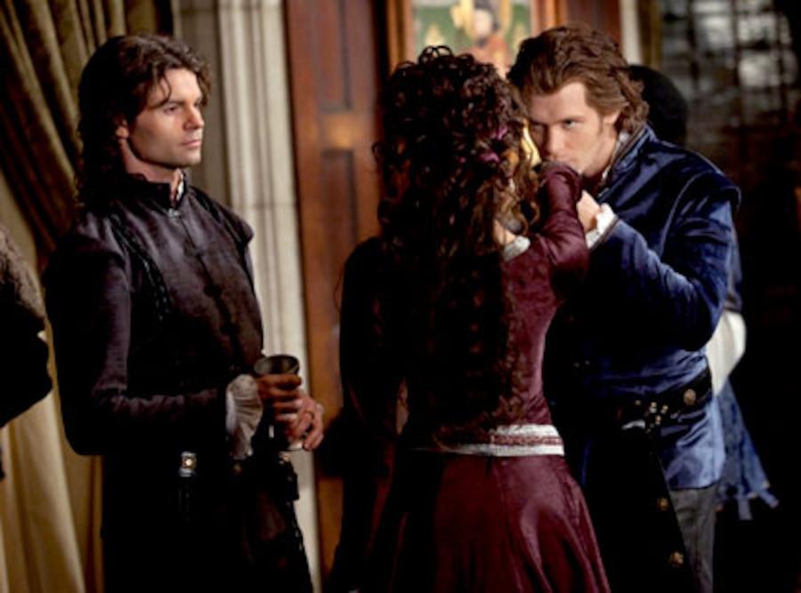 The Vampire Diaries, Daniel Gillies, Nina Dobrev, Joseph Morgan