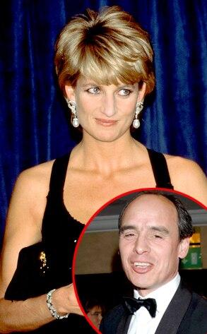 Princess Diana, Wales, James Gilbey