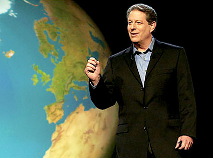 An Inconvenient Truth, Al Gore