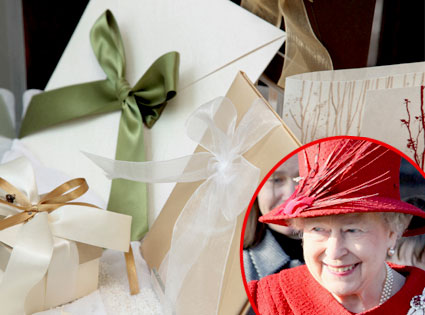 Wedding Presents, Queen Elizabeth