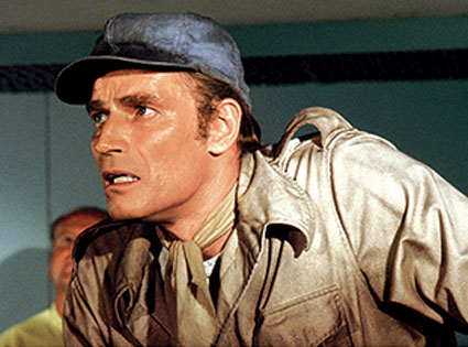 Soylent Green, Charlton Heston