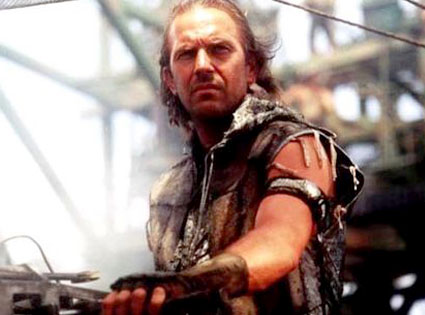 Waterworld, Kevin Costner