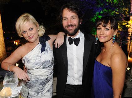 Amy Poehler, Paul Rudd, Rashida Jones