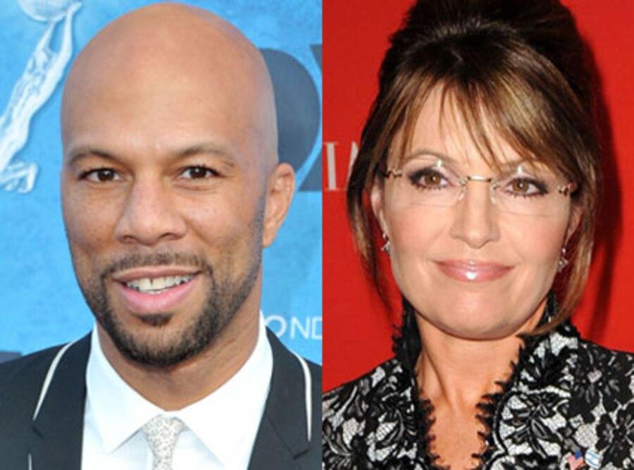 Common, Sarah Palin