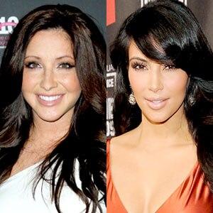 Bristol Palin, Kim Kardashian