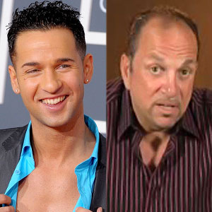 Mike Sorrentino, The Situation, Frank Sorrentino