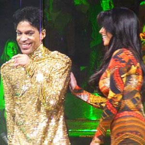 Prince, Kim Kardashian