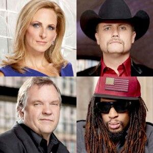 Celebrity Apprentice, Marlee Matlin, John Rich, Meat Loaf, Lil Jon
