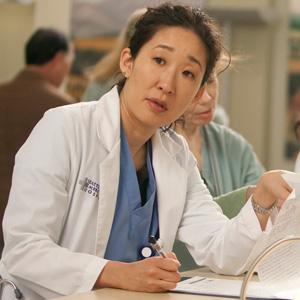 Greys Anatomy, Sandra Oh