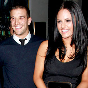 Mark Ballas, Pia Toscano