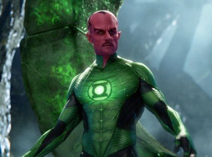 Mark Strong, The Green Lantern