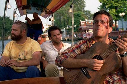 Bradley Cooper, Ed Helms, Zac Galifianakis, The Hangover 2