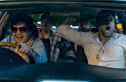 Bradley Cooper, Ed Helms, Zac Galifianakis, Ken Jeong, The Hangover 2