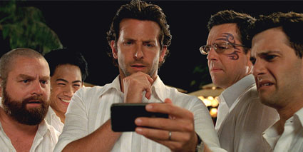Bradley Cooper, Mason Lee, Ed Helms, Zac Galifianakis, Justin Bartha, The Hangover 2